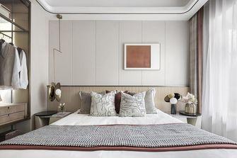 富裕型140平米三室两厅港式风格卧室欣赏图