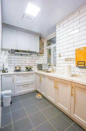 富裕型三混搭风格厨房装修图片大全