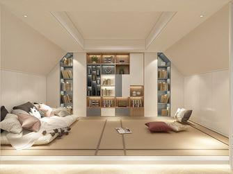 豪华型140平米别墅现代简约风格阁楼欣赏图