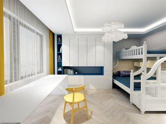 70平米北欧风格青少年房效果图