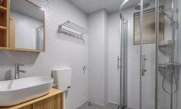 10-15万100平米三室一厅日式风格卫生间图片