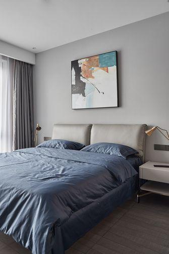 10-15万110平米三室两厅现代简约风格卧室图片大全