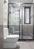 5-10万三室两厅日式风格卫生间装修效果图