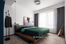 10-15万120平米四室两厅工业风风格卧室装修效果图