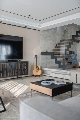 豪华型140平米别墅工业风风格楼梯间欣赏图