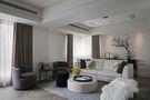 140平米复式混搭风格客厅效果图