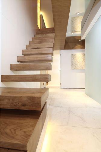 120平米复式北欧风格楼梯间欣赏图
