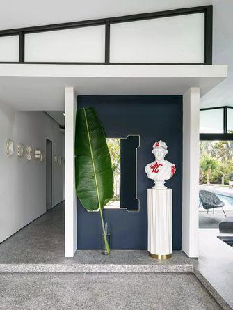 经济型90平米法式风格餐厅设计图