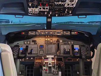 領航者模擬飛行體驗中心