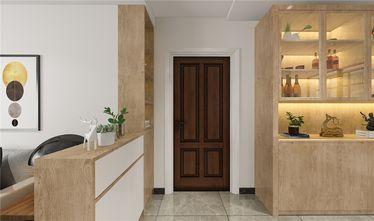 110平米三室两厅北欧风格玄关装修案例