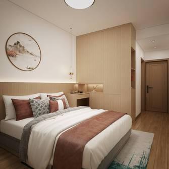 20万以上100平米三中式风格卧室图片
