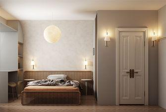 20万以上50平米法式风格卧室欣赏图