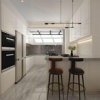 140平米别墅混搭风格厨房装修效果图