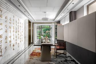 20万以上140平米三室两厅中式风格书房装修效果图
