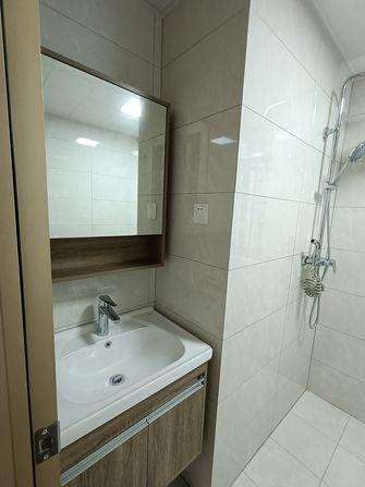 富裕型110平米四室两厅中式风格卫生间图