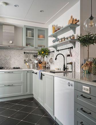 100平米新古典风格厨房图片大全