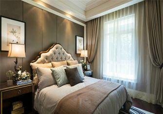 20万以上100平米三室一厅欧式风格卧室图