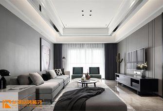 20万以上140平米四现代简约风格客厅设计图