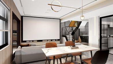 豪华型130平米复式现代简约风格客厅欣赏图