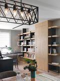 10-15万110平米三混搭风格书房设计图
