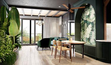 5-10万70平米法式风格餐厅图片