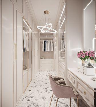 豪华型140平米四室两厅法式风格衣帽间图片