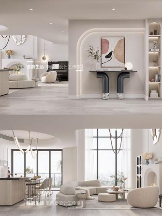 20万以上140平米法式风格客厅设计图