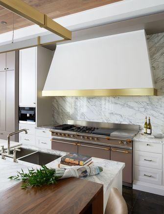 140平米法式风格厨房图片大全