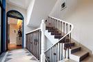 140平米别墅英伦风格楼梯间欣赏图