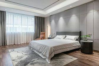 80平米三室一厅现代简约风格卧室装修案例
