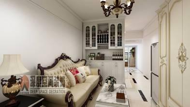 3万以下30平米小户型欧式风格客厅装修案例
