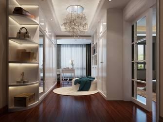 20万以上140平米三室两厅现代简约风格衣帽间效果图