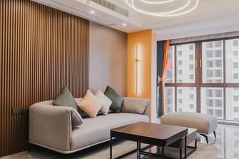 15-20万90平米现代简约风格客厅装修图片大全