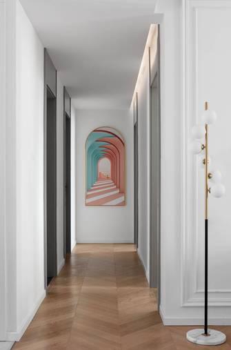 豪华型140平米三室两厅法式风格走廊装修图片大全
