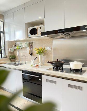 5-10万100平米三室两厅北欧风格厨房装修效果图