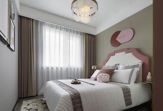15-20万110平米三室三厅港式风格卧室装修图片大全
