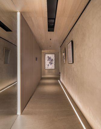 富裕型130平米三室两厅日式风格玄关图片大全