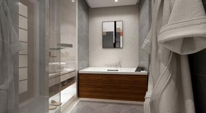 5-10万50平米公寓中式风格卫生间图片