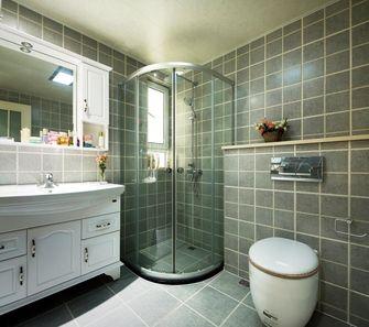 90平米美式风格卫生间装修效果图
