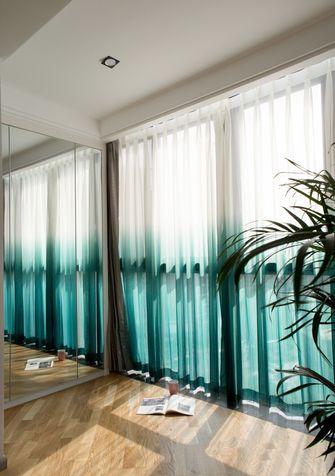 140平米四室一厅北欧风格阳台装修图片大全