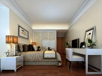 20万以上140平米别墅轻奢风格卧室欣赏图