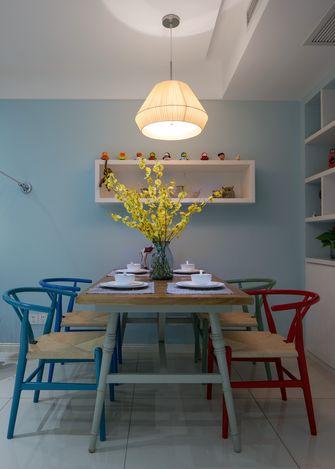 富裕型120平米四室一厅北欧风格客厅设计图