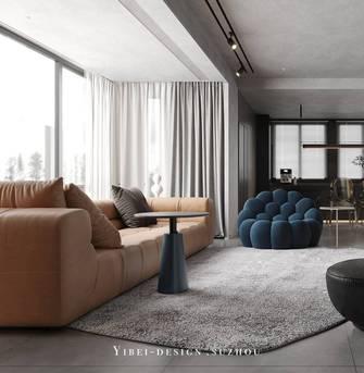 3万以下140平米现代简约风格客厅图