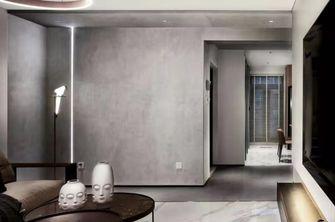 70平米一室一厅轻奢风格客厅设计图
