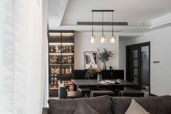 3-5万120平米四室两厅现代简约风格客厅图片