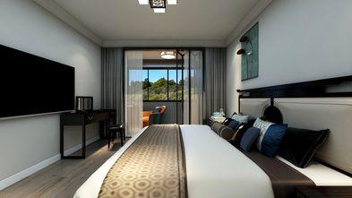 80平米中式风格卧室图片