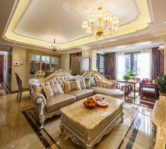 15-20万130平米三室两厅北欧风格客厅装修效果图