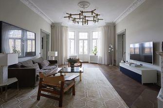 10-15万100平米现代简约风格客厅欣赏图