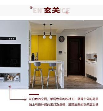 经济型90平米三室一厅北欧风格走廊欣赏图