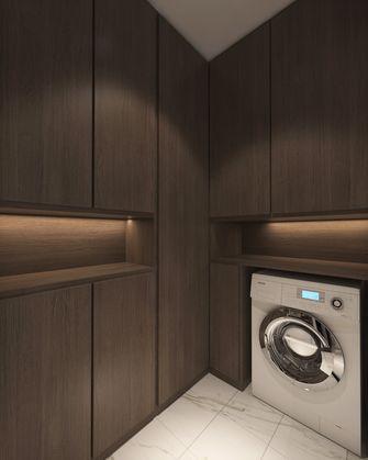 富裕型140平米三室两厅现代简约风格储藏室装修效果图